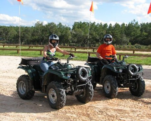 ATV Off road adventures
