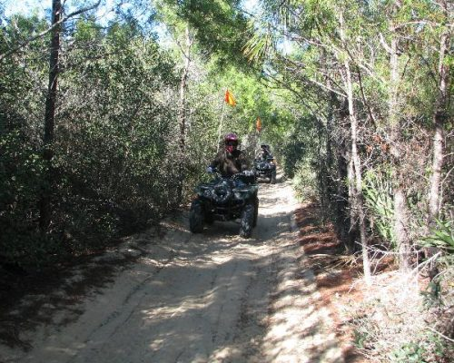 off road tour Ocala