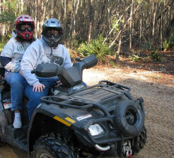 off road tours Florida