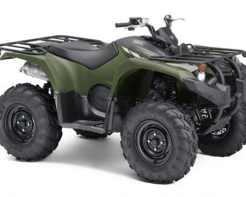 Yamaha - Kodiak 450